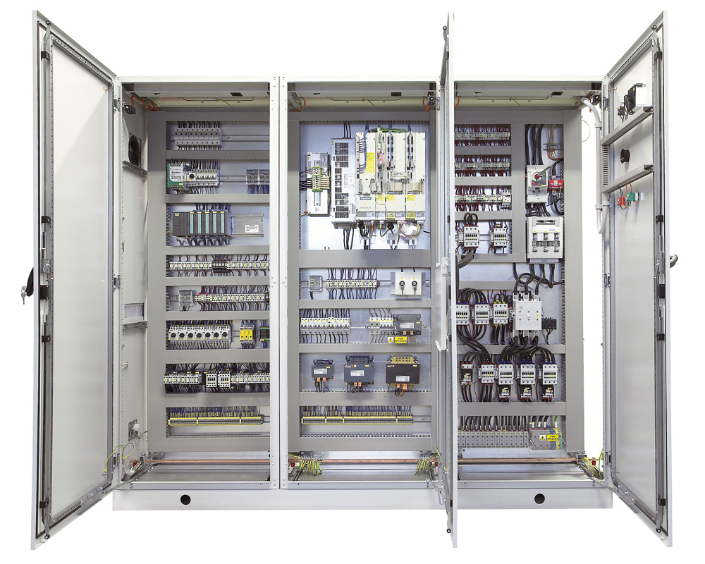 (English) Electrical Cabinets